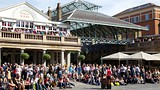 Showing item 26 of 90. Covent Garden - Tourism Media