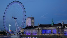 London Eye - London (med närområde)