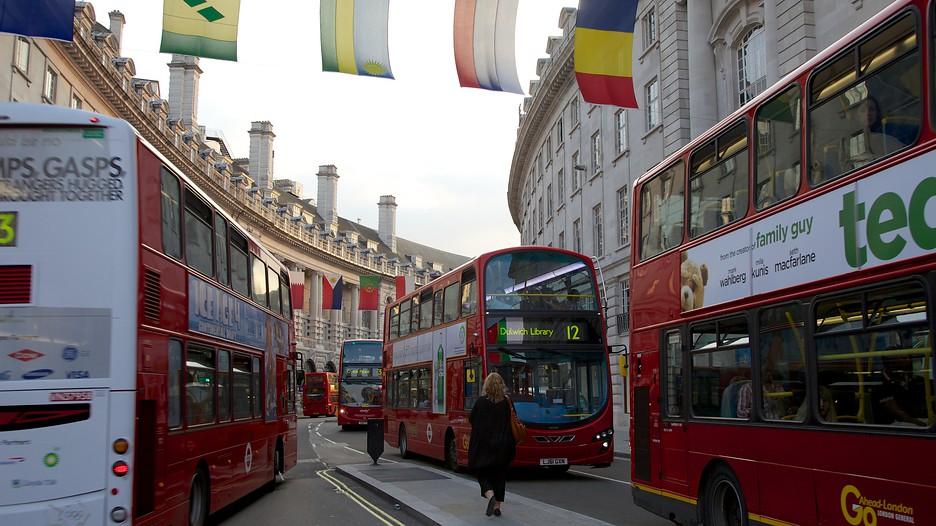 Piccadilly circus punti di interesse a londra con - Londra punti d interesse ...