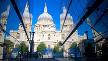 Saint Paul's Cathedral - London (med närområde)