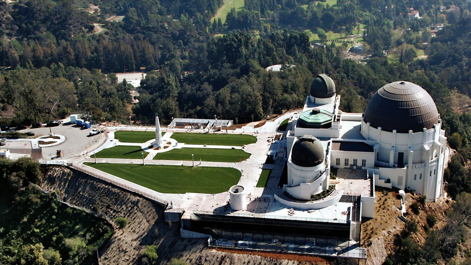 Griffith Observatory In Los Angeles California Expedia