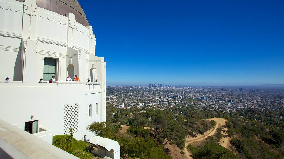 Griffith observatory in los angeles california expedia for Los angeles vacation guide