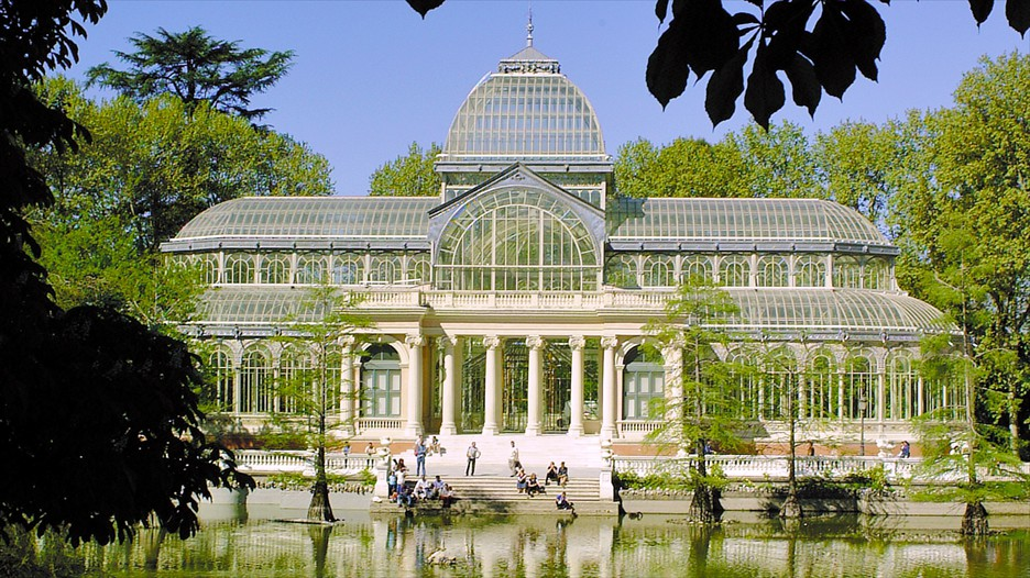El Retiro Park - Madrid, Attraction  Expedia.com.au