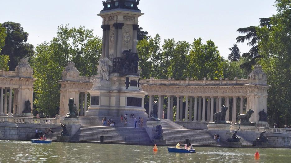 El Retiro Park - Madrid, Attraction  Expedia.com.au