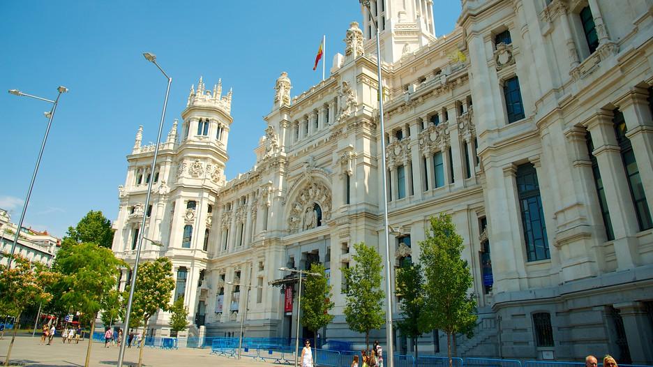 City hall madrid attraction - Casa de labranza madrid ...