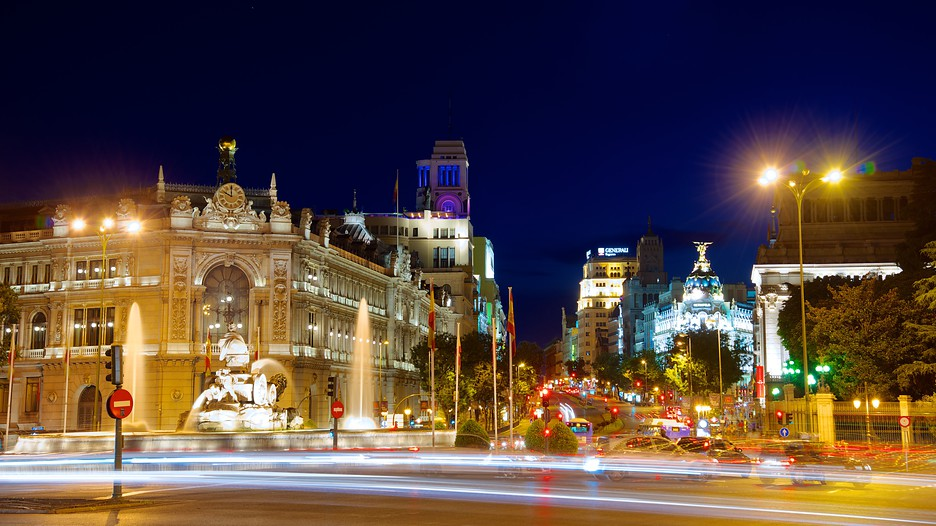 Place De La Villa Madrid
