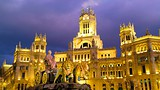 Plaza de Cibeles - Madrid (en omgeving) - National Tourist Office of Spain