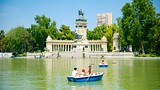 Retiro-Park - Madrid - Tourism Media