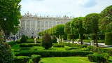 Royal Palace - Madrid - Tourism Media