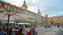 Plaza Mayor - Madrid (en omgeving)