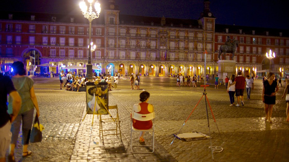plaza mayor les activit s madrid attractions pas chers madrid. Black Bedroom Furniture Sets. Home Design Ideas