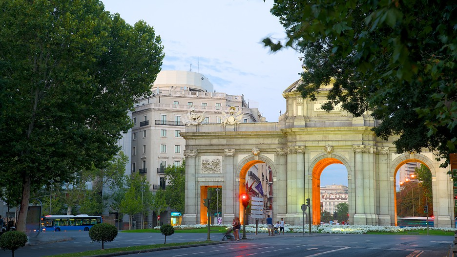 Puerta De Alcal Informaci N De Puerta De Alcal En