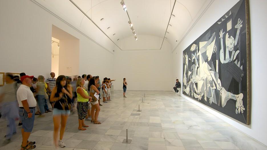 Museo Nacional Centro de Arte Reina Sofia in Madrid,  Expedia