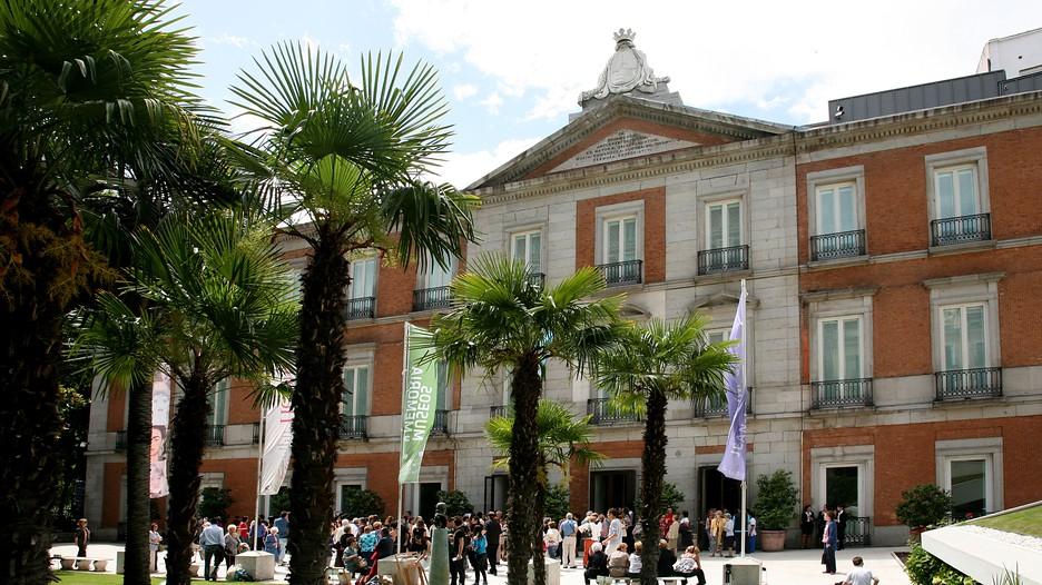 museo madrid y alrededores