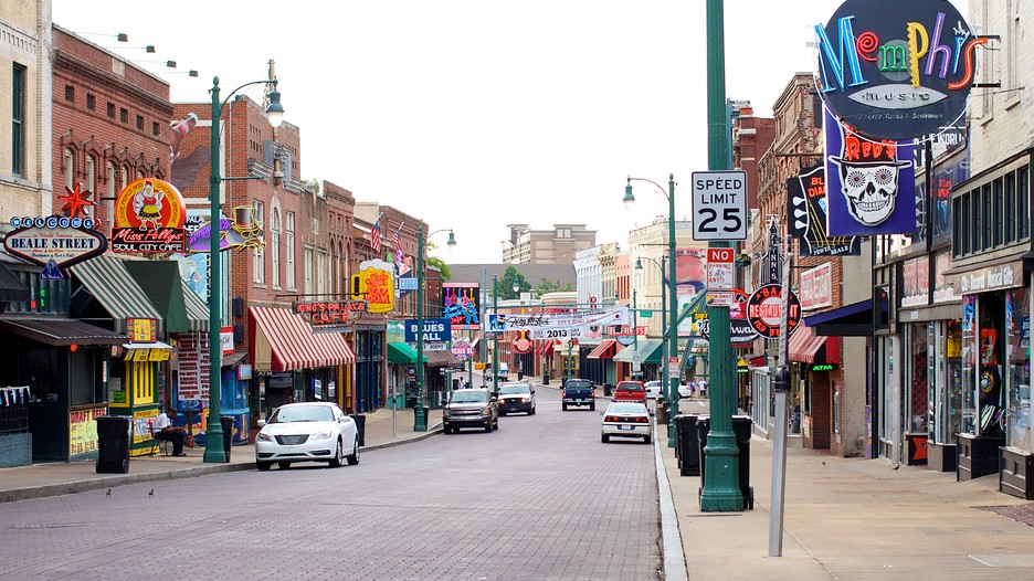 Hotels Close To Beale Street In Memphis