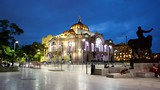 Palacio de Bellas Artes - Mexico City - Tourism Media