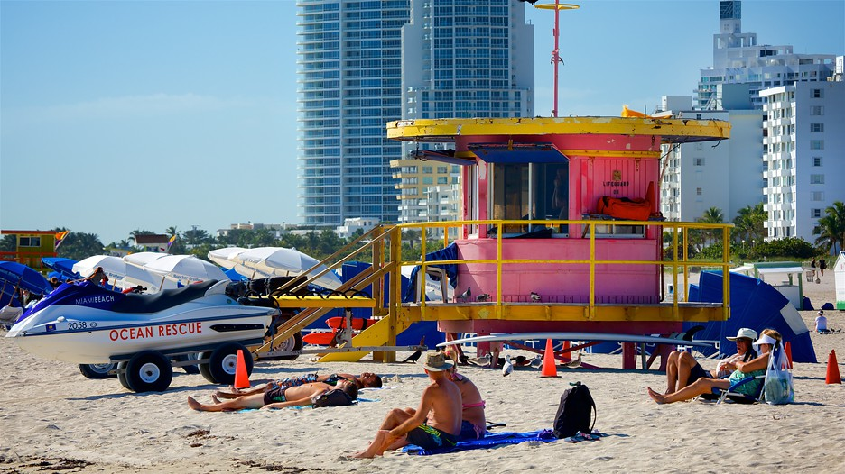 Miami Beach Hotel Flight Packages