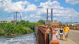 Stone Arch Bridge - Minneapolis - St. Paul - Tourism Media