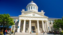 Bonsecours Market - Montreal