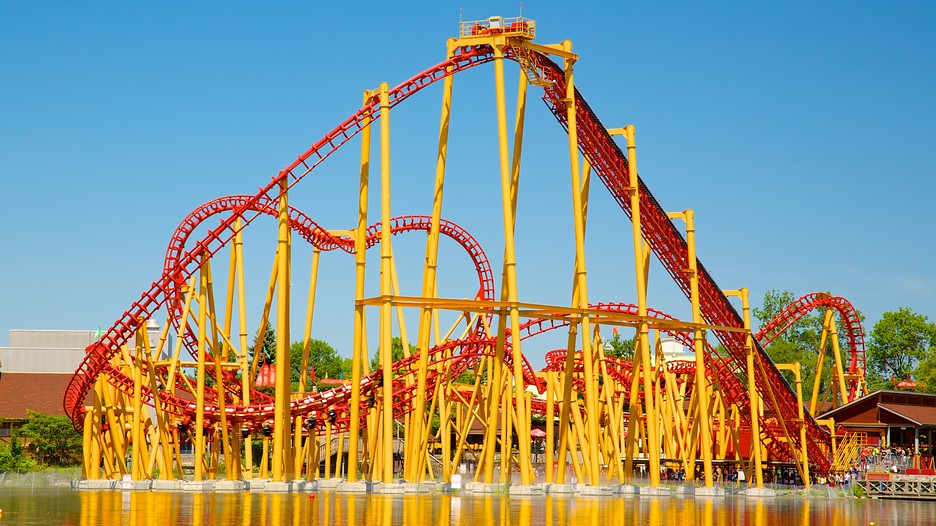 La Ronde Six Flags - Montreal |Expedia.co.in