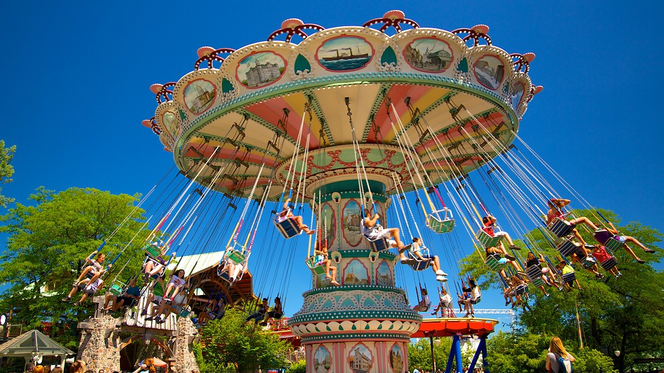 La Ronde Six Flags in Montreal, Quebec | Expedia