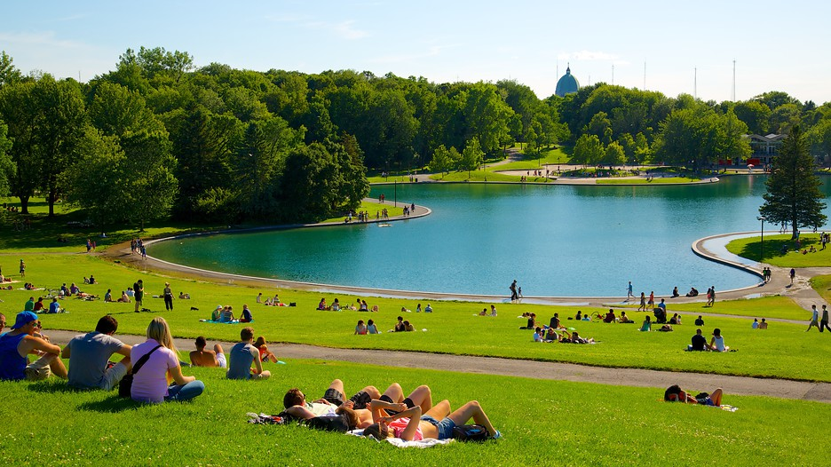Image result for mount royal park montreal