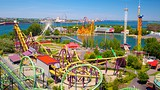 La Ronde Six Flags - Montreal - Tourism Media