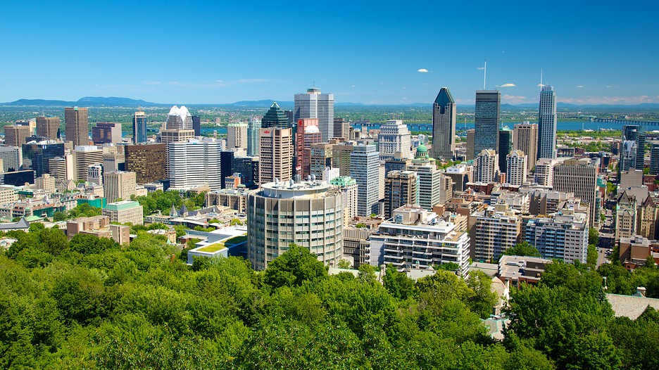 Mount Royal Park In Montreal Quebec Expedia Ca