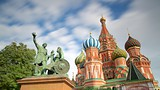 Minin and Pozharsky Monument - Moscow - Tourism Media