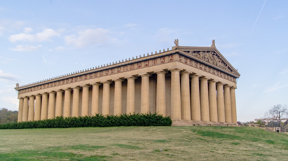 Parthenon in Nashville, Tennessee  Expedia