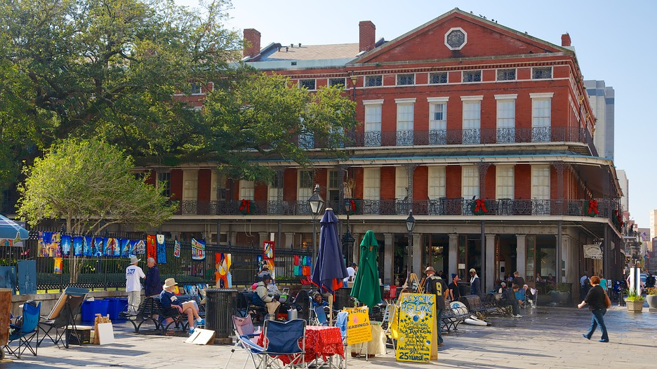 Restaurants Close To Jackson Square New Orleans