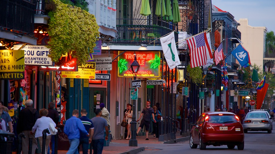 Bourbon Street Vacation Packages 2017