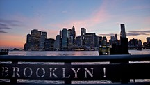 Brooklyn - New York (og omegn)
