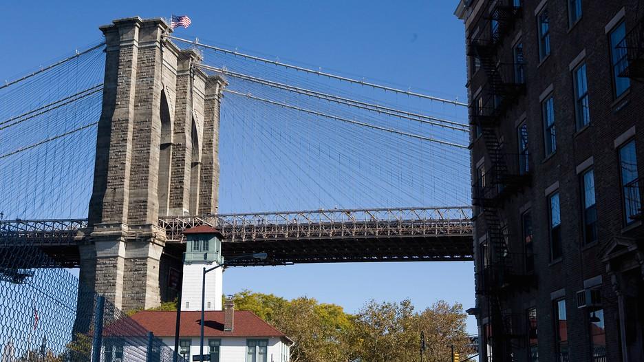 Brooklyn Bridge In Brooklyn New York Expedia