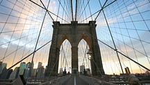 Brooklyn Bridge - New York (en omgeving)