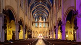 Showing item 75 of 91. Church of Saint Mary the Virgin - New York - Tourism Media
