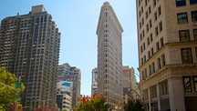 Flatiron Building - New York (en omgeving)