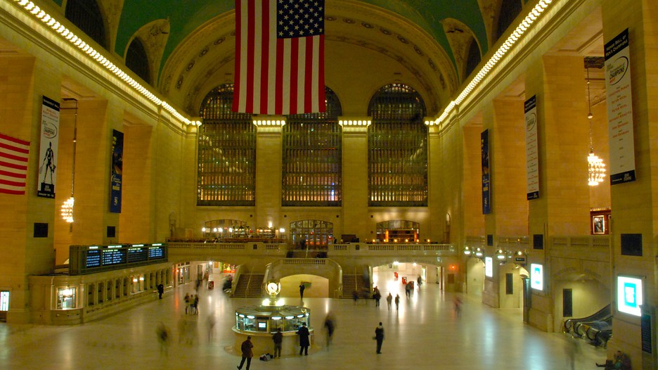 Grand central terminal new york - Grand tableau new york ...