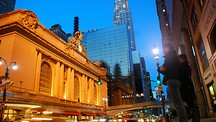 Grand Central Terminal - New York (og omegn)