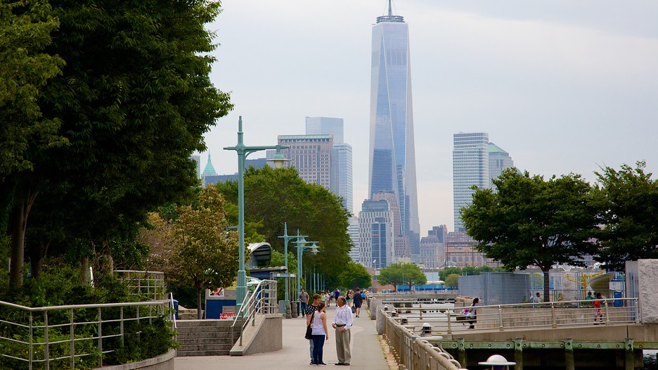 Hudson River Park In New York New York Expedia