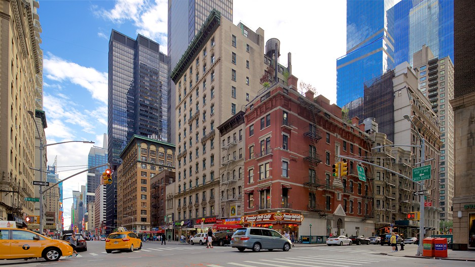 Manhattan holidays book cheap holidays to manhattan and for Cheap attractions in new york city