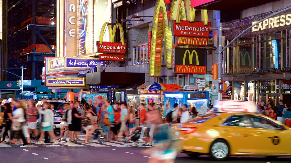 Last Minute Hotel Deals New York Times Square