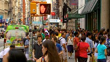 SoHo - Tribeca - New York (en omgeving)