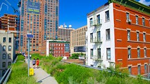 The High Line Park - Nova York (e arredores)