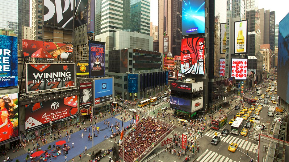 Hotels in Times Square New York | Paramount Hotel | Hotels
