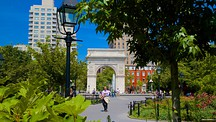Washington Square Park - Nova York (e arredores)