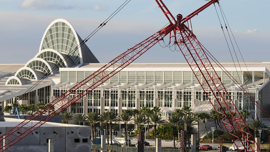 Car Rental Orange County Convention Center