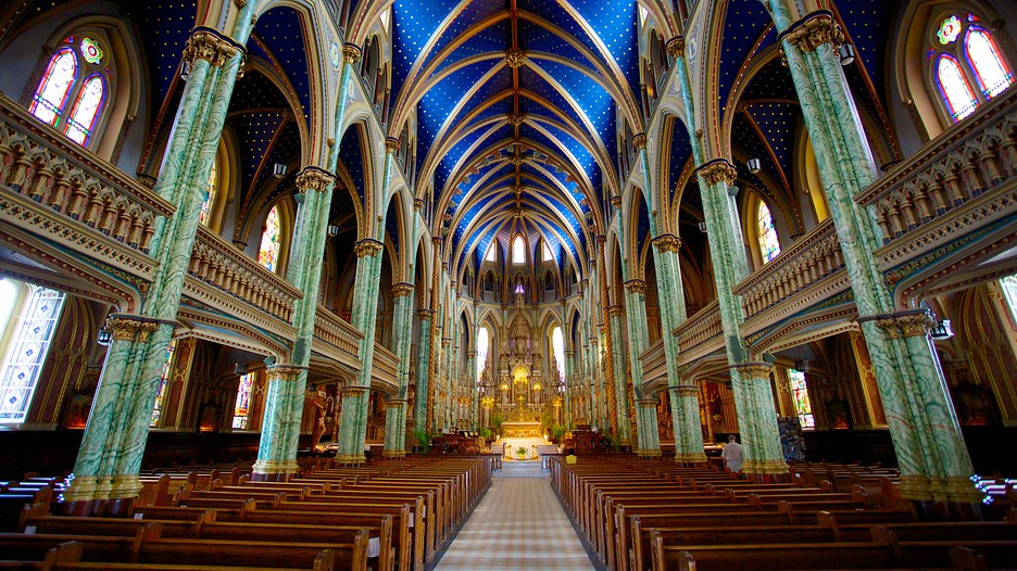 Notre-Dame Cathedral Basilica in Ottawa, Ontario | Expedia.ca
