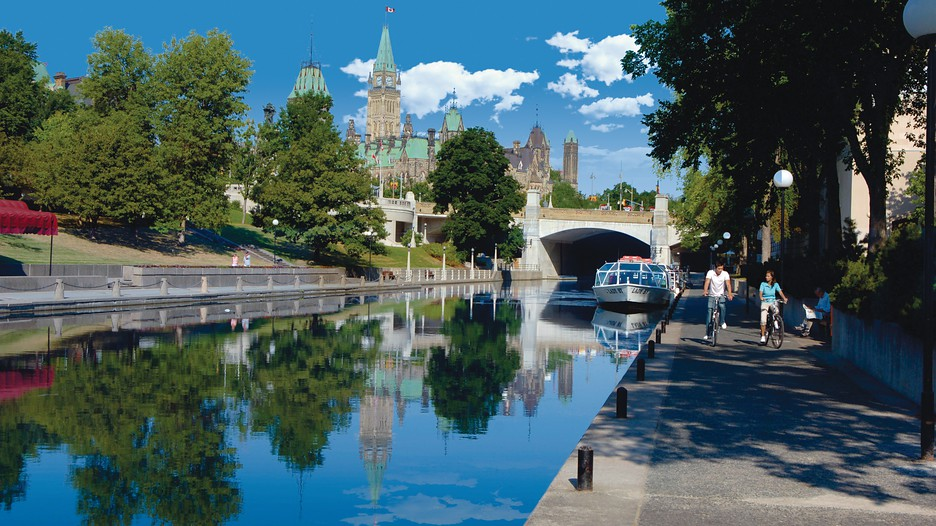 Ottawa Vacations 2017 Package and Save up to 603 – Ottawa Tourist Attractions Map