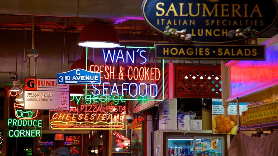 Philadelphia Downtown Food Market